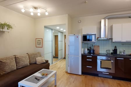 Clean & cosy apartment-studio in the city center