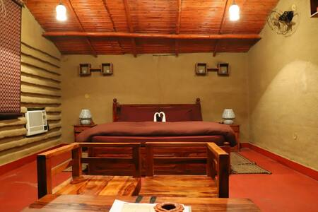 Ethnic Cottage in Haryana for Family