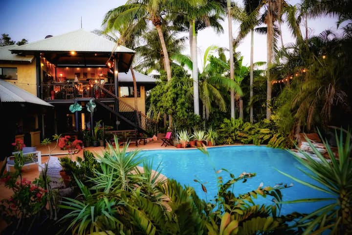 The Barking Owl Boutique Accommodation Broome