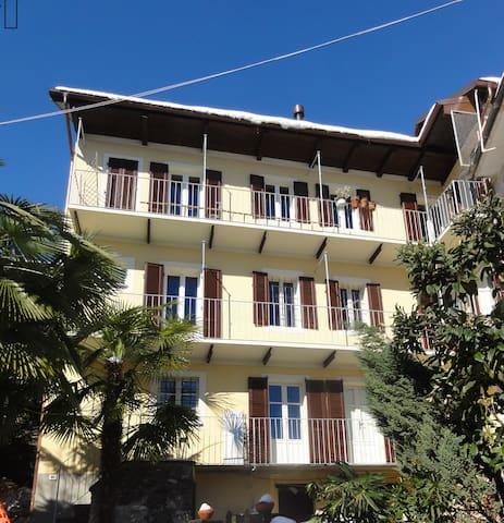 Cadibrutt Lago Maggiore - Oggebbio - Lägenhet