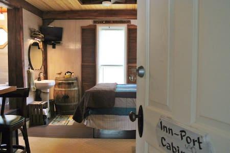 Inn-Port Cabin Room - Montague - ที่พักพร้อมอาหารเช้า
