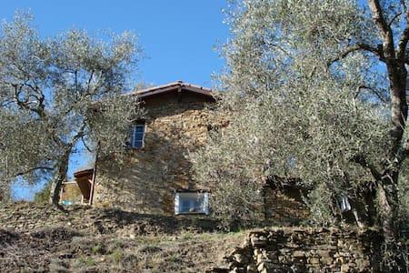 Pipistrello, een romantisch huisje - Bajardo
