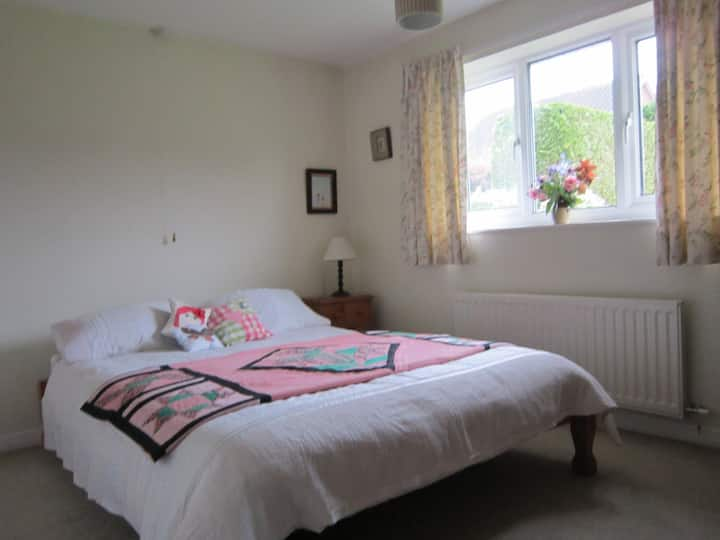 Comfortable double room, private bathroom