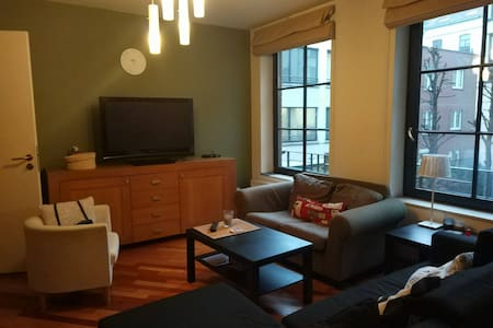 Nice private room in the centre of Brussels - Bruxelles - 公寓