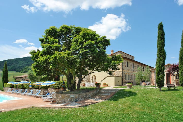 Apartment Podere Jacopo for 6 persons