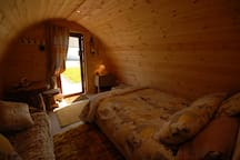 Comfortable Romantic space for a special occassion.