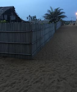 Maison de Vacance à Avagou à 40m de la mer