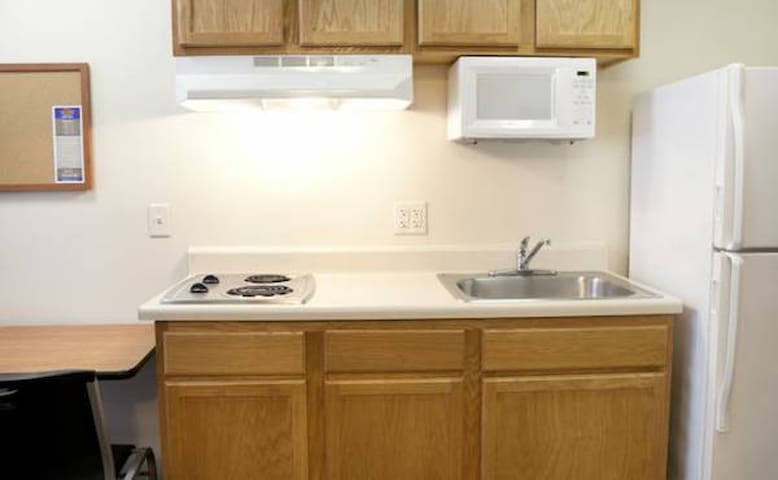 Vacation  renentals -studio apt harlingen RGV  TX - Harlingen - Byt