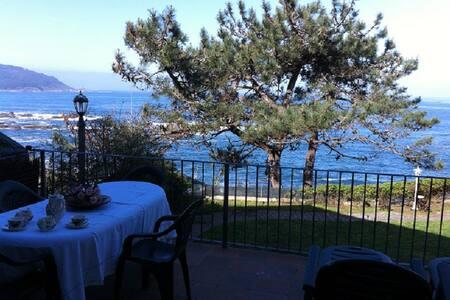 Preciosa casa en primera línea frente a Islas Cíes - Vigo - Haus
