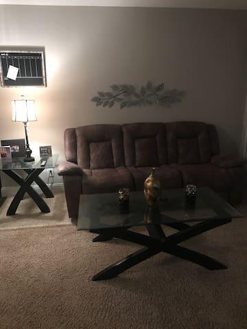 Cozy Apartment Home