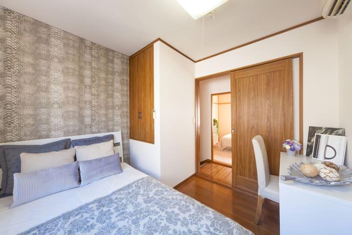 *HIROO 2 DOUBLE BED HOUSE* + *wifi* - Minato-ku - House