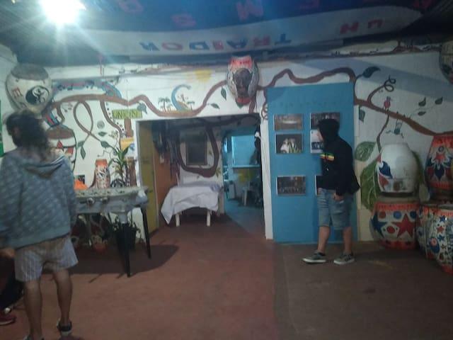 Casa Escuela de Candombe