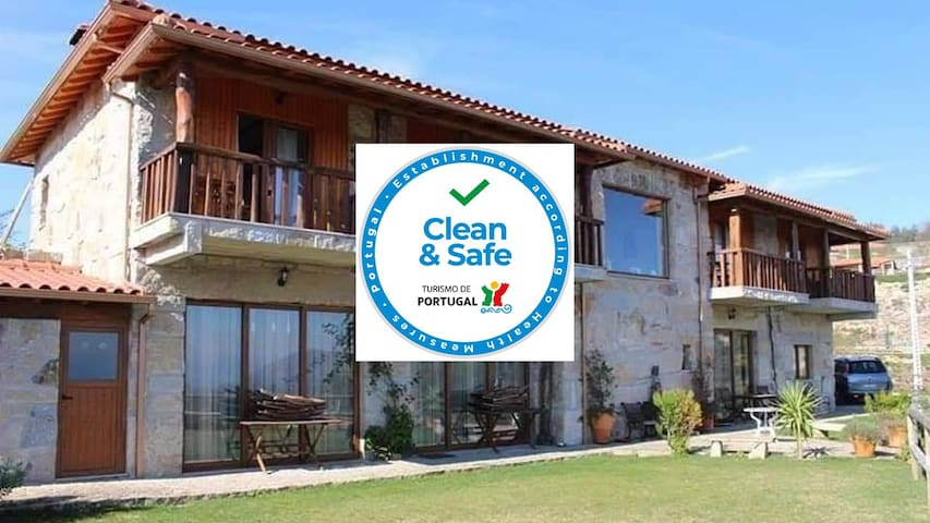 Retiro de Basto-Prachtige Villa in Noord-Portugal