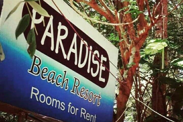 paradise beach resort welcome to sea view paradise