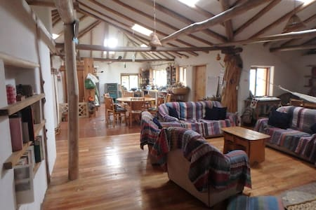 Private Rooms on organic farm - Cotacachi - Dům
