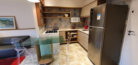 Flat with Guest Services