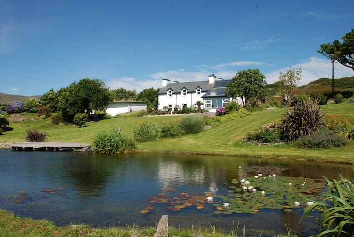 Traumhaftes Domizil an der Südwestküste Irlands - Goleen - House