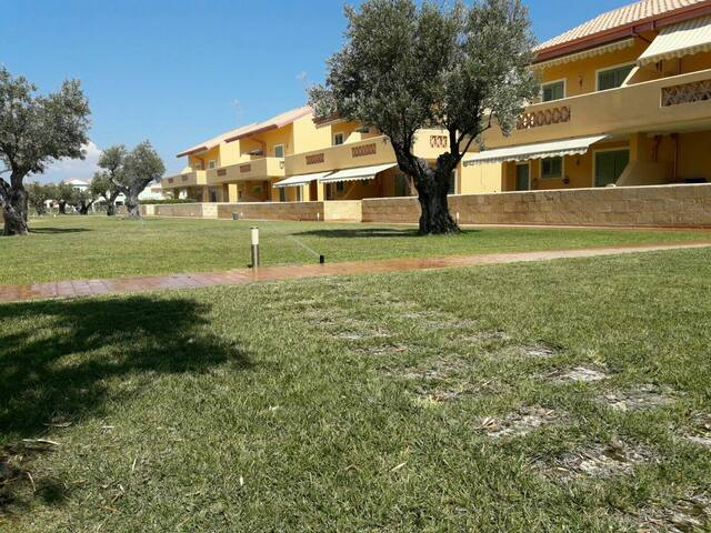 Quadrilocale vista mare Le Castella - le castella - Apartment