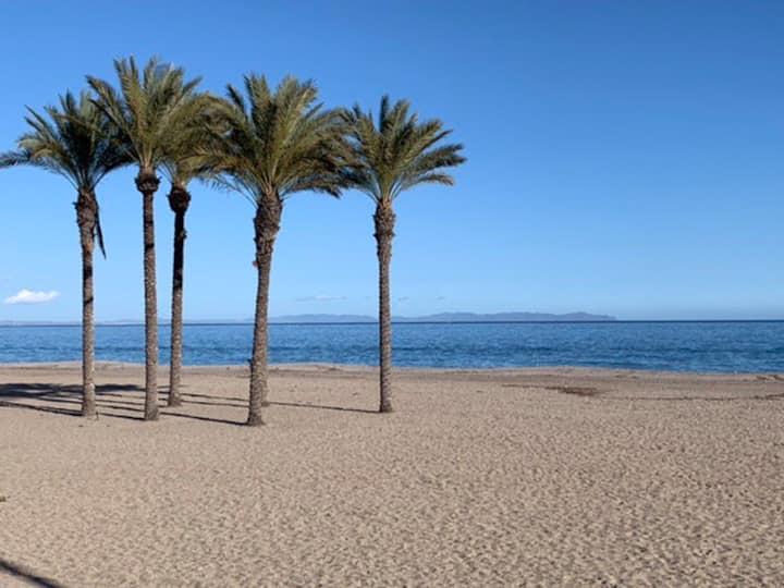 Luxury 2 bed 2 bath apartment in Playa Serena