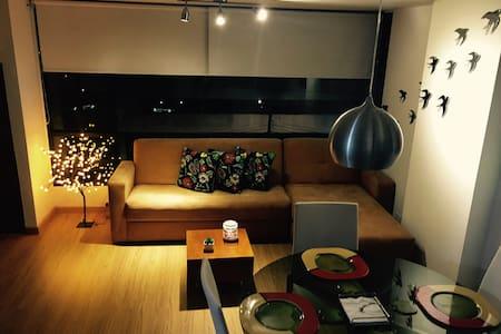 Cómodo apartamento dúplex en la mejor ubicación - Bogotá