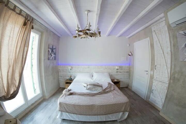 La Rocca - Maison de Charme - Camera Stella Marina