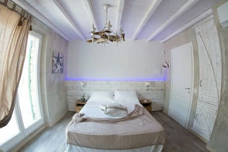 La Rocca - Maison de Charme -  Starfish Room - Moneglia - Bed & Breakfast