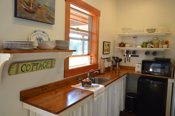 The Roost B&B private studio suite close to Ganges - เซาล์ท สปริง ไอแลนด์ - ที่พักพร้อมอาหารเช้า