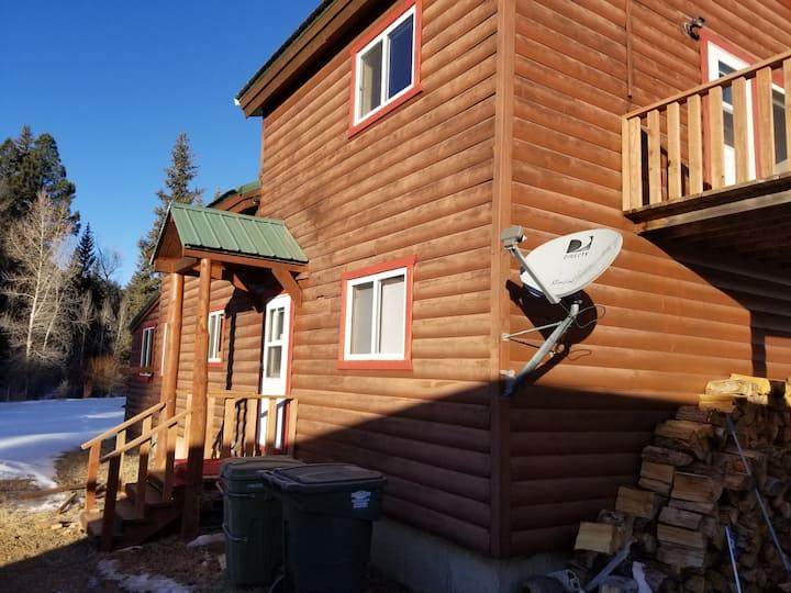 Southern Colorado Mountain Cabin