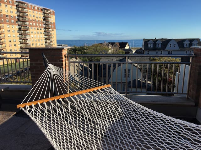 Penthouse at Rockaway Beach - Far Rockaway  - Gastsuite