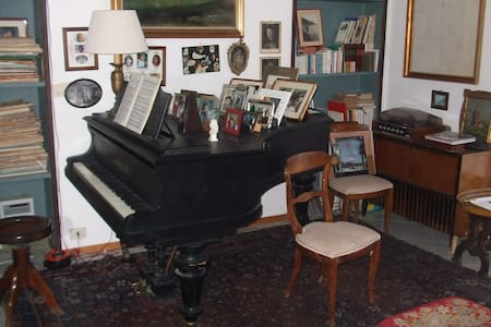 House of the pianos and things - Rocchetta Tanaro - Casa
