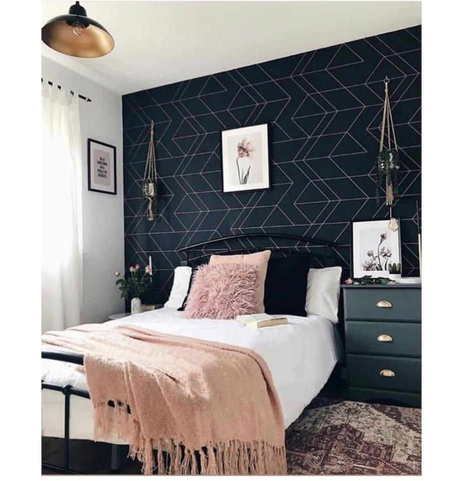 Nice beautiful bedroom