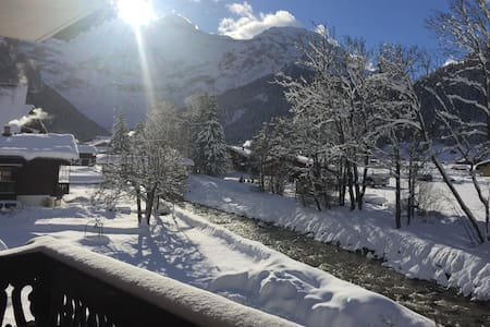 The Blue Valley - Les Diablerets - Chalet