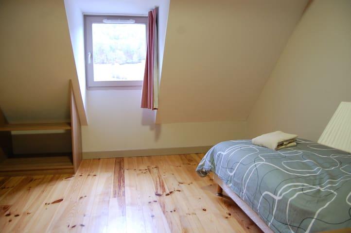 Chambre 1 - à l'étage