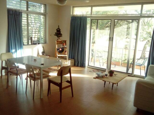 Nice room at Auchenflower Station - Auchenflower - Wohnung