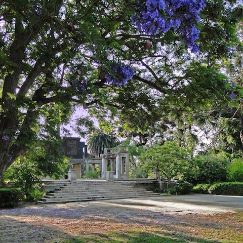 Parque Hacienda Catapilco-Zapallar / Dpto Norte