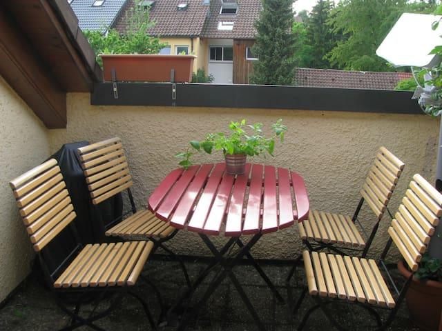2 Zimmer Wohnung mit Flair - Wilhelmsdorf