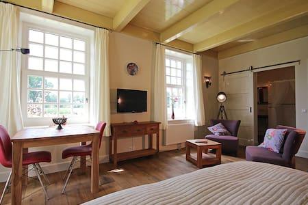 Kamer Op d'Heide, B&B Lhee - Dwingeloo - Bed & Breakfast