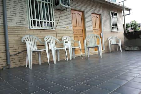 樹林區火車站前大陽台小套房 - Shulin District - Leilighet