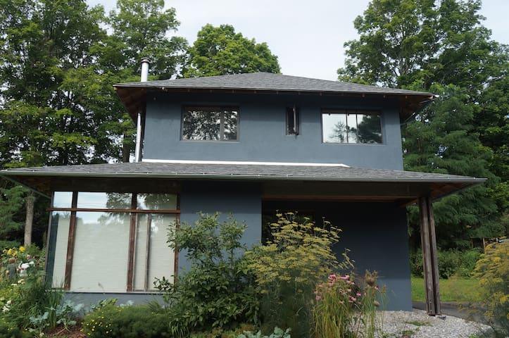 Serene Home on The Hill - Great Barrington - House