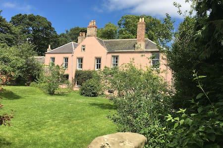Swinton Manse & Gardens   (REDUCED PRICE)