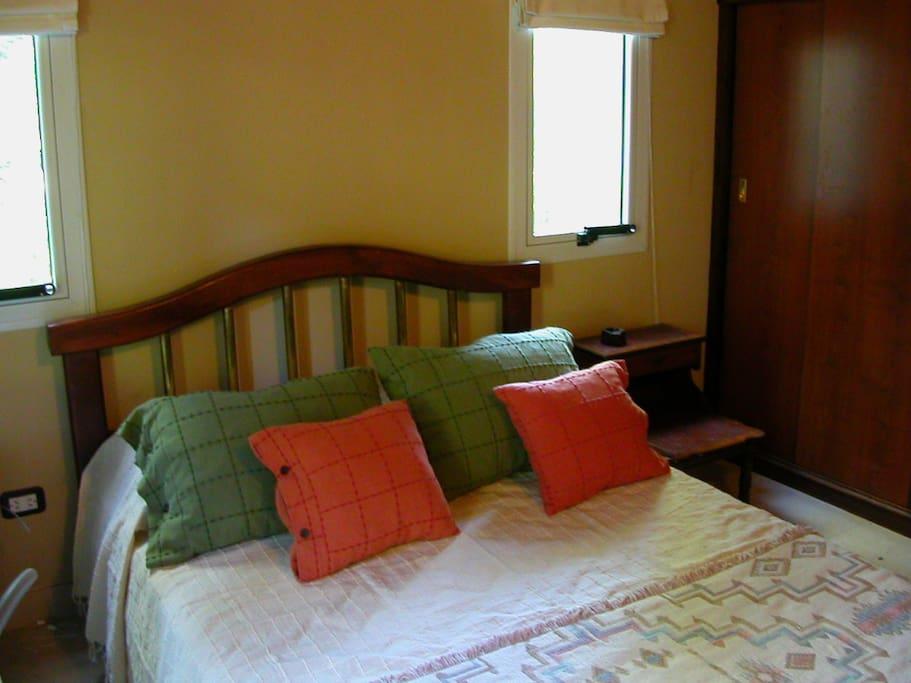 Dormitorio principal en planta baja