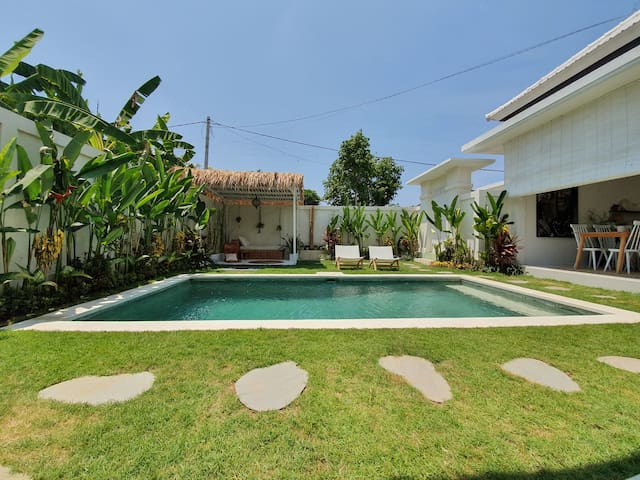 Villa Soul Bali Room 2 w/ pool in Eco-Beach Canggu