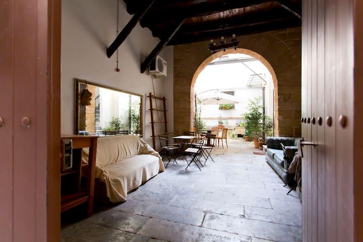 """Arco"" quattro canti centro storico - Palerme - Maison"