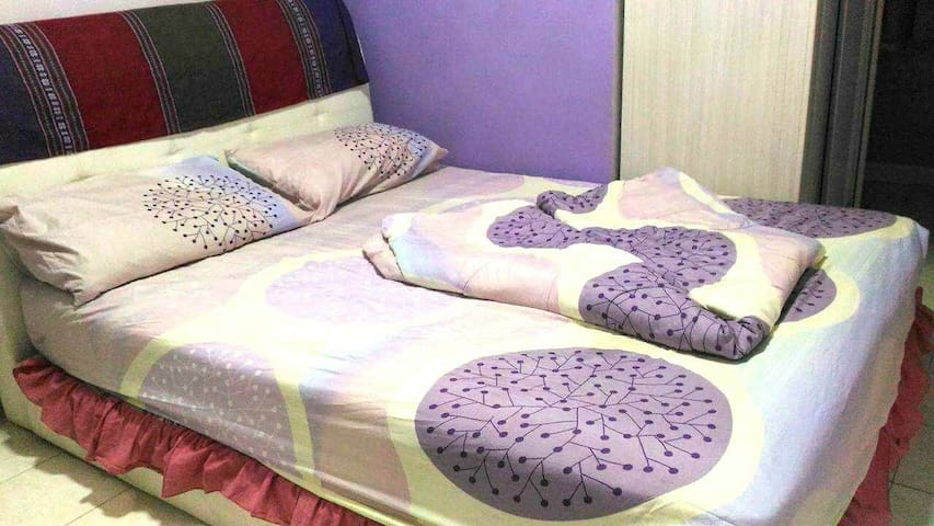 Private room for 2 persons @ Kota Kinabalu - Penampang