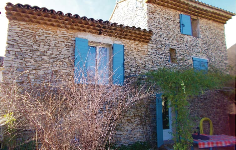 Holiday cottage with 3 bedrooms on 100 m² in Villes sur Auzon