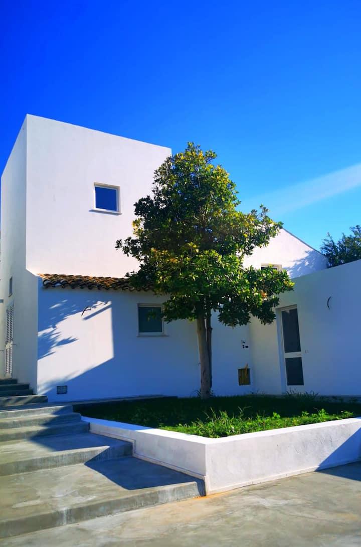 La Cascina house