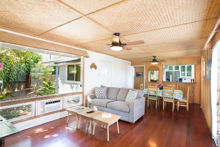 NEW Listing as of 10/2019 Kapaa Coconut Coast Hale