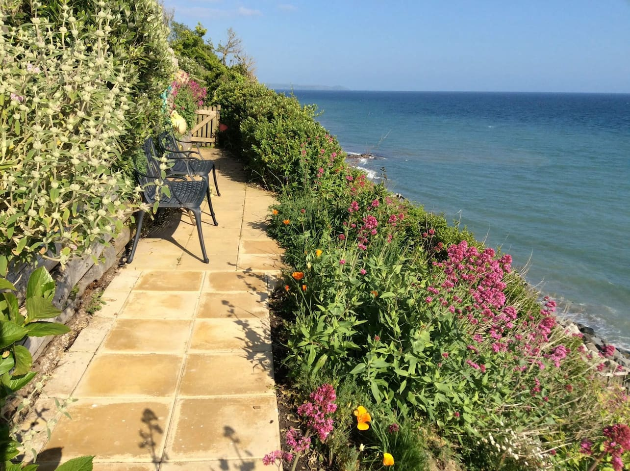 Cliff Top Seating