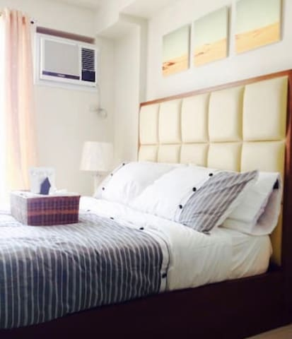 Amazing 2BR at heart of Davao City - Davao City - Wohnung