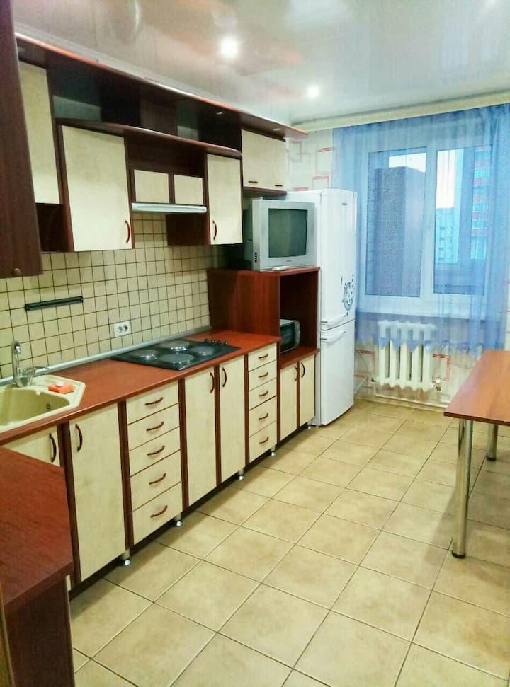 Апартаменты на белоруской